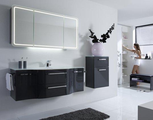 midischrank contea badschrank g nstig arcom center. Black Bedroom Furniture Sets. Home Design Ideas