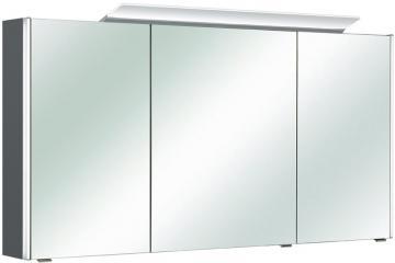Pelipal Contea Badmöbel Spiegelschrank E Typ II LEDplus 137 cm