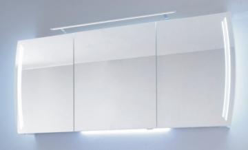 Pelipal Contea Spiegelschrank C mit LED-Beleuchtung in den Türen 160 cm