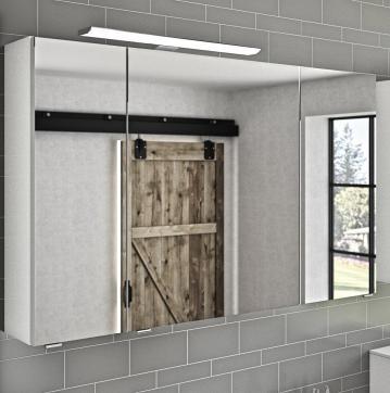 Pelipal Fokus 4030 Spiegelschrank Rechts | 120 cm