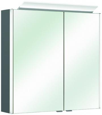 Pelipal Neutraler Spiegelschrank S10-SPS 08 LEDplus Typ II 72 cm