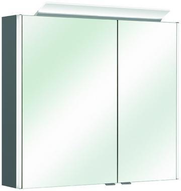 Pelipal Neutraler Spiegelschrank S10-SPS 09 LEDplus Typ II 77 cm