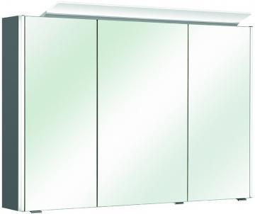 Pelipal Neutraler Spiegelschrank S10-SPS 15 LEDplus Typ II 102 cm