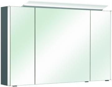 Pelipal Neutraler Spiegelschrank S10-SPS 18 LEDplus Typ II 112 cm