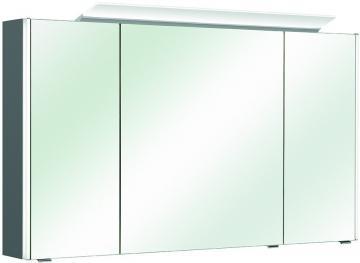 Pelipal Neutraler Spiegelschrank S10-SPS 21 LEDplus Typ II 122 cm