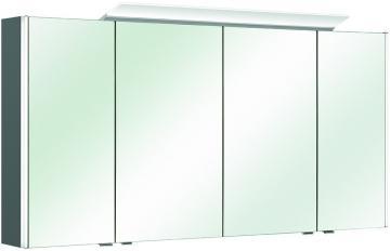 Pelipal Neutraler Spiegelschrank S10-SPS 26 LEDplus Typ II 142 cm