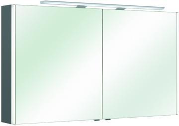 Pelipal Neutraler Spiegelschrank S10-SPS 20 LEDplus Typ I 122 cm