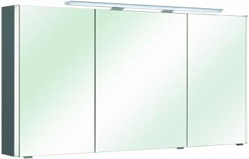 Pelipal Neutraler Spiegelschrank S10-SPS 23 LEDplus Typ I 137 cm