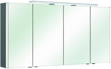 Pelipal Neutraler Spiegelschrank S10-SPS 26 LEDplus Typ I 142 cm