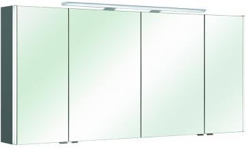Pelipal Neutraler Spiegelschrank S10-SPS 28 LEDplus Typ I 152 cm
