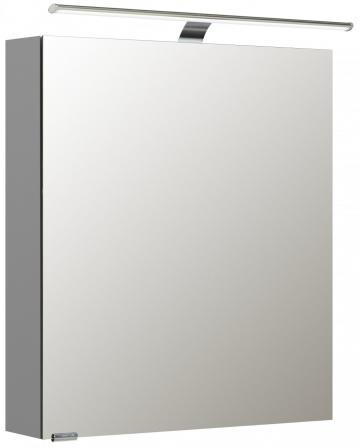 Pelipal Neutraler Spiegelschrank S5-SPSD 06 Doppelt verspiegelt Typ II 60 cm