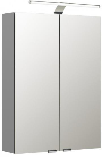Pelipal Neutraler Spiegelschrank S5-SPSD 05 Doppelt verspiegelt Typ I 50 cm