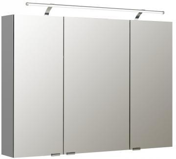 Pelipal Neutraler Spiegelschrank S5-SPSD 15 Doppelt verspiegelt Typ I 100 cm