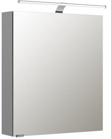 Pelipal Neutraler Spiegelschrank S5-SPSD 06 Doppelt verspiegelt Typ I 60 cm