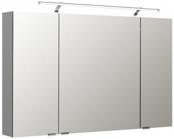 Pelipal Neutraler Spiegelschrank S5-SPSD 18 Doppelt verspiegelt Typ I 110 cm