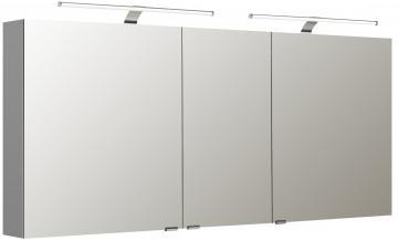 Pelipal Neutraler Spiegelschrank S5-SPSD 29 Doppelt verspiegelt Typ I 160 cm