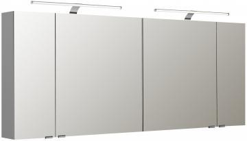 Pelipal Neutraler Spiegelschrank S5-SPSD 32 Doppelt verspiegelt Typ I 170 cm