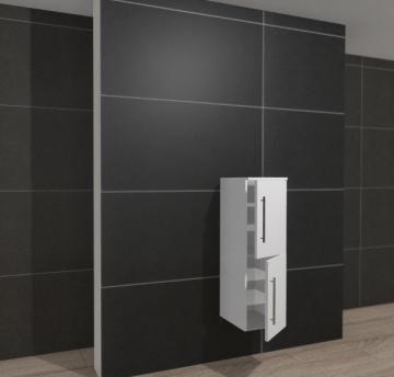 Pelipal PCON Highboard  | 2 Türen | Breite 30 cm | Höhe 96 cm