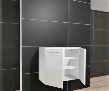 Pelipal PCON Highboard  | 2 Türen | Breite 90 cm | Höhe 96 cm