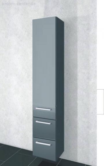 Pelipal PCON Hochschrank | 1 Tür + 2 Auszüge | Breite 30 cm | Höhe 182 cm