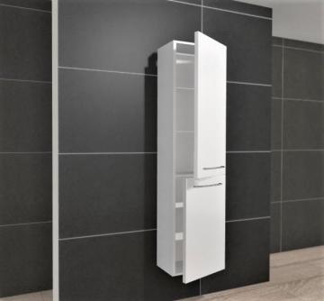 Pelipal PCON Hochschrank | 2 Türen | Breite 45 cm | Höhe 184 cm