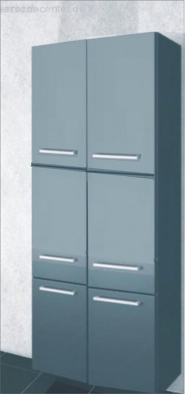 Pelipal PCON Hochschrank | 6 Türen | Breite 60 cm | Höhe 168 cm