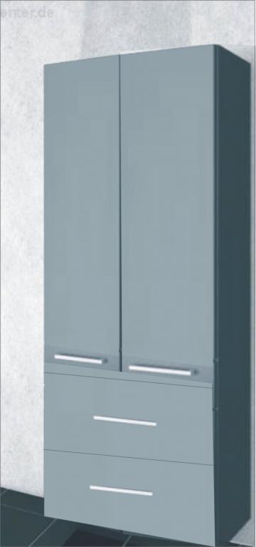 Pelipal PCON Hochschrank | 2 Auszüge | Breite 60 cm | Höhe 182 cm