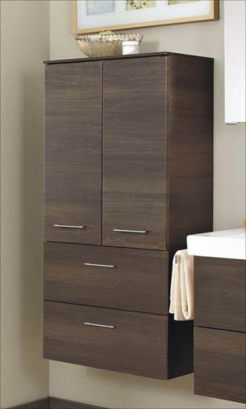 pineo midischrank badschrank g nstig. Black Bedroom Furniture Sets. Home Design Ideas