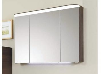 Pelipal Pineo Spiegelschrank C 97 cm | Mit Lichtkranz