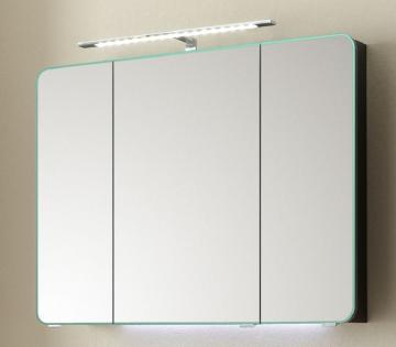 Pelipal Pineo Spiegelschrank D 97 cm | Für Aufsatzleuchte