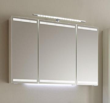 Pelipal Pineo Spiegelschrank E 97 cm | Mit Lichtband