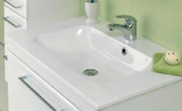 Pelipal Seo White Waschtisch 77 cm