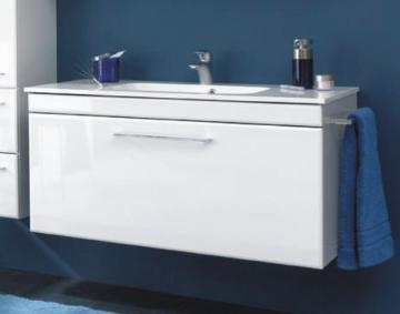 Pelipal Seo White Waschtischunterschrank 75 cm