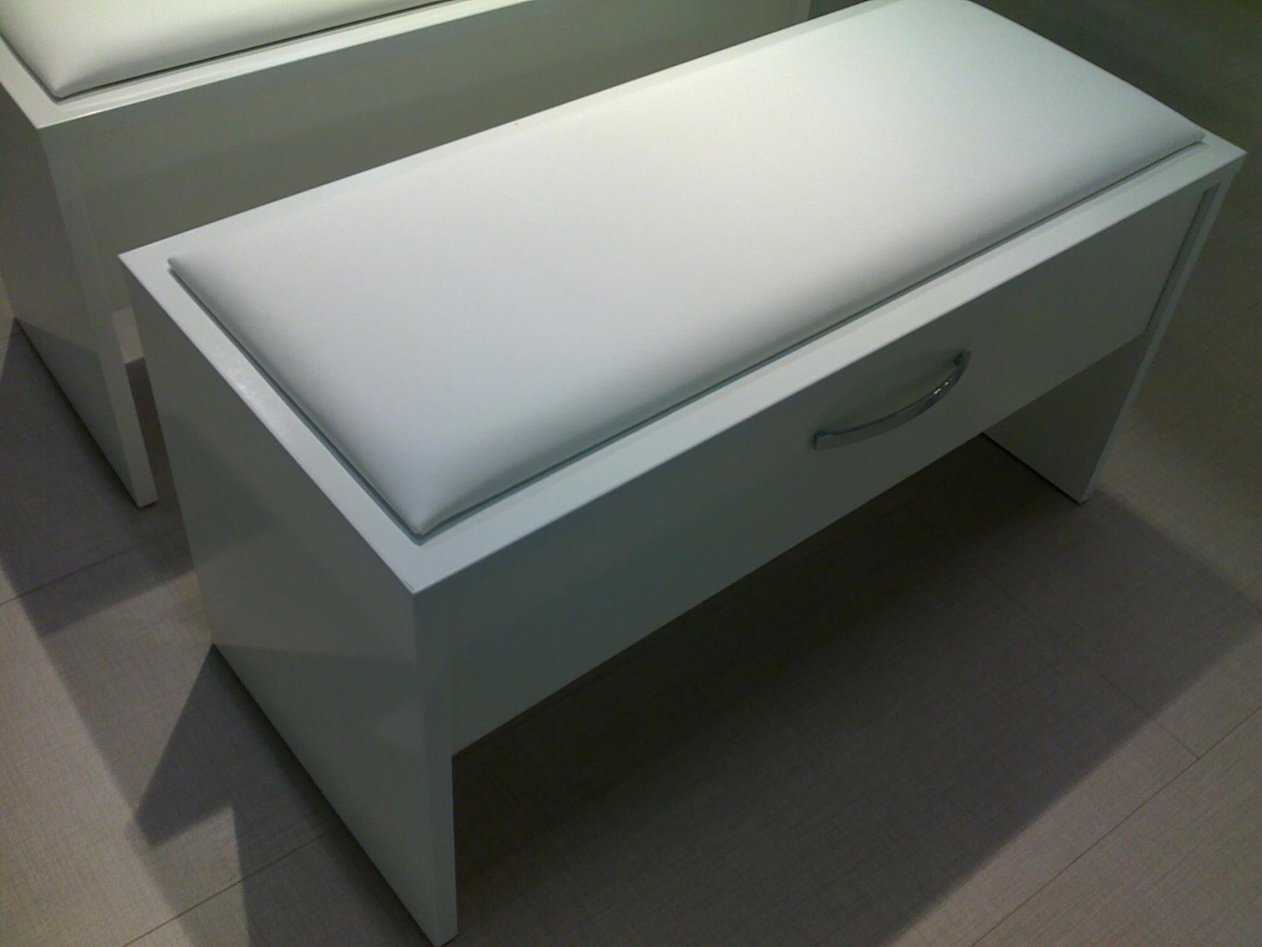 Solitaire 6005 Sitzbank Badschrank Gunstig