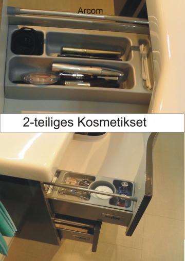 Pelipal Solitaire 6005 Kosmetikeinsatz | Waschtischunterschränke