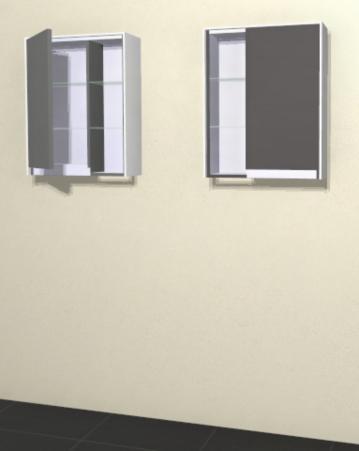 Pelipal Solitaire 6010 | Wandschrank mit Regal