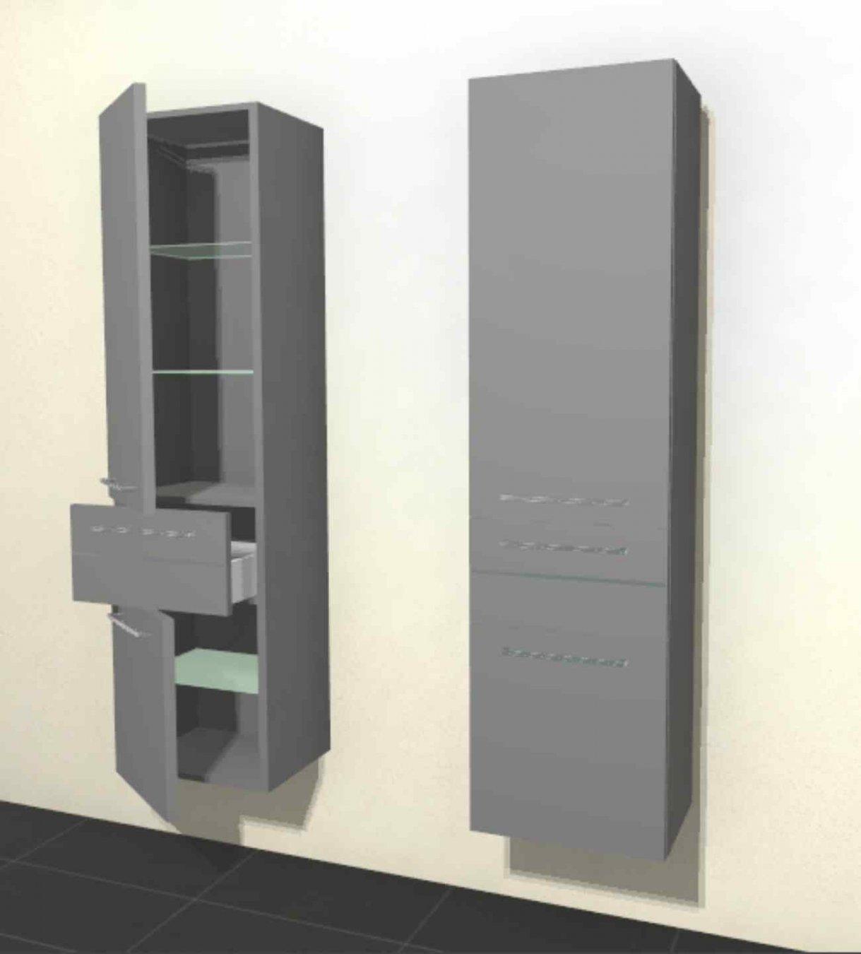 hochschrank mit auszug. Black Bedroom Furniture Sets. Home Design Ideas