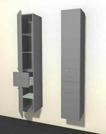 Pelipal Solitaire 6025 Hochschrank | Breite 30 cm | Auszug