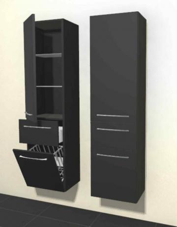 Pelipal Solitaire 6025 Hochschrank | Breite 45 cm | Wäschekippe