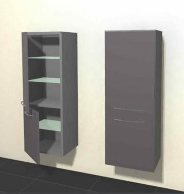 Pelipal Solitaire 6025 Midichrank | Breite 45 cm | 2 Türen