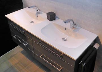 Pelipal Solitaire 6025 Waschtisch mit Unterschrank 132 cm | Set B