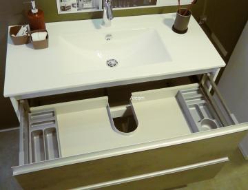 Pelipal Solitaire 6040 Waschtisch mit Unterschrank 121 cm