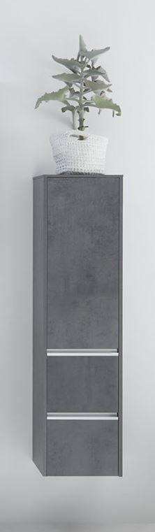 Pelipal Solitaire 6040 Midischrank 1 Tür + 2 Auszüge
