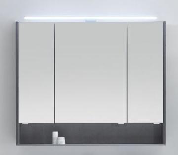Pelipal Solitaire 6040 Spiegelschrank Doppelwaschtisch B 121 cm