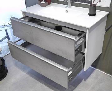 Pelipal Solitaire 6040 Waschtisch mit Unterschrank 101 cm