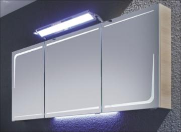 Pelipal Solitaire 7005 Spiegelschrank F 120 cm | LED Türbeleuchtung