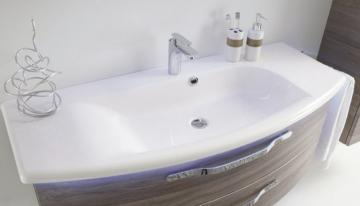 Pelipal Solitaire 7005 124 cm | Waschtisch Weiß