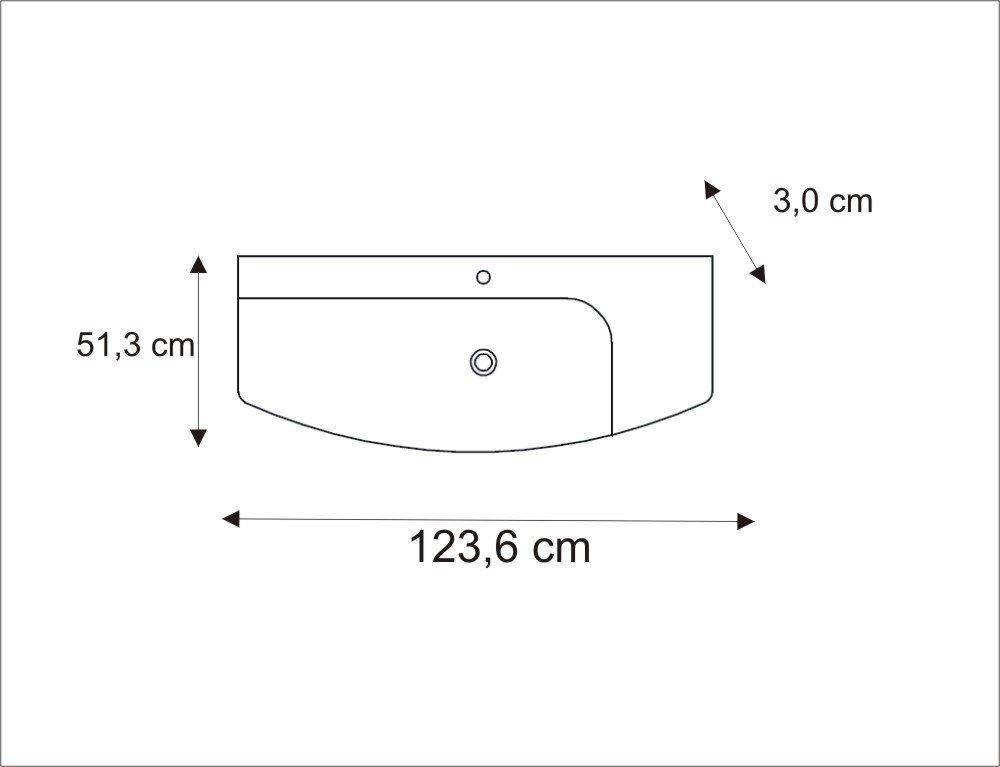pelipal solitaire 7005 waschtisch rund badm bel arcom center. Black Bedroom Furniture Sets. Home Design Ideas