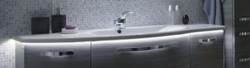 Pelipal Solitaire 7005 155 cm LED Zusatzbeleuchtung Waschtisch