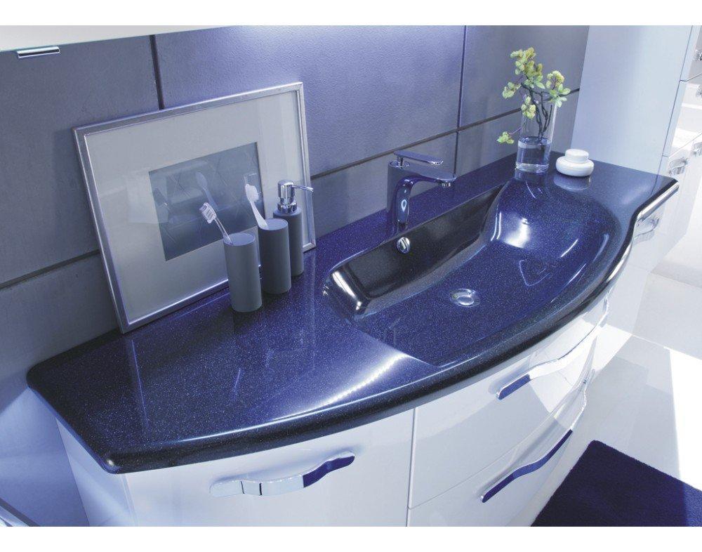 pelipal solitaire 7005 waschtisch schwarz arcom center. Black Bedroom Furniture Sets. Home Design Ideas
